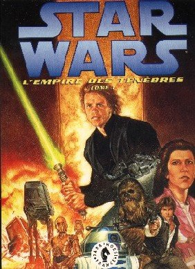 Star wars, l'empire des ténèbres, tome 1 :