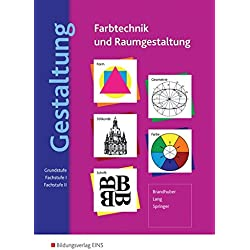 Gestaltung - Farbtechnik und Raumgestaltung: Grundstufe / Fachstufe I / Fachstufe II: Schülerband