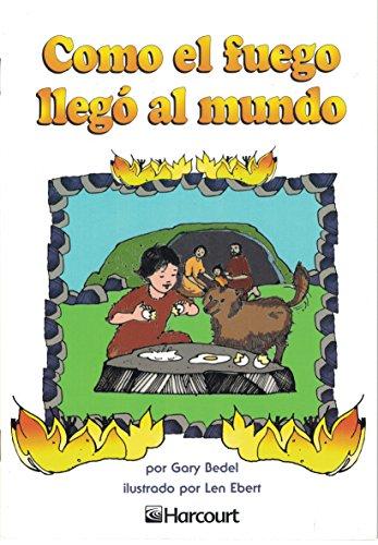 Harcourt School Publishers Trofeos: Blw-LVL: Como El Fuego.G3 Como El Fuego (Trofeos 03) por HSP