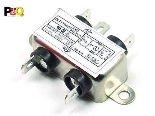 POPESQ® - EMI Filter 0.3mH 250V 10A #A661