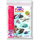"Staedtler - Fimo Accessoires - Polybag 1 Moule 6 Motifs ""Coquillages"" 6 x 6 cm"