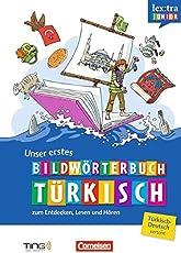 Lextra junior - Türkisch - Unser erstes Bildwörterbuch: Wörterbuch: TING-fähig