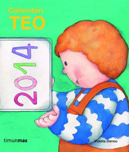 Calendari Teo 2014 por Violeta Denou