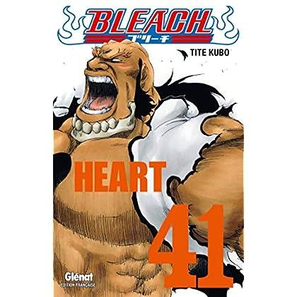Bleach - Tome 41: Heart