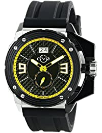GV2 by GEVRIL Swiss Made Grande 9404 Herren Armband Uhr