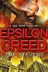 Epsilon Creed (Joe Venn Crime Action Thriller Series Book 5) (English Edition)