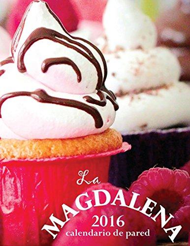 La Magdalena 2016 Calendario de Pared (Edicion Espana) por Aberdeen Stationers