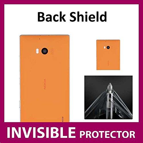 Nokia Lumia 930 INVISIBLE Rückenprotector militärtauglichem Schutz (Rückseite für enthalten) exklusiv von ACE Hülle