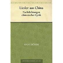 Lieder aus China
