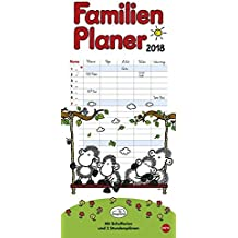 sheepworld Familienplaner - Kalender 2018