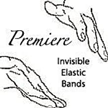 Premier Invisible Elastic Bands - The Professional Magician's Choice by Royal