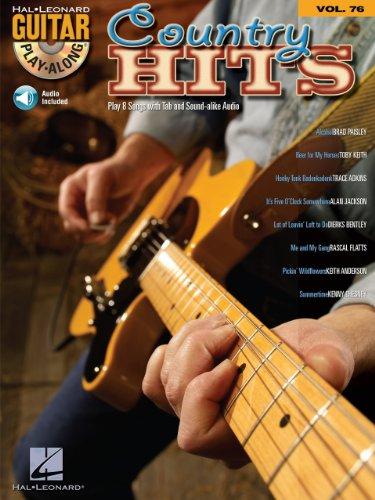 Country Hits: Guitar Play-Along Volume 76 (English Edition)