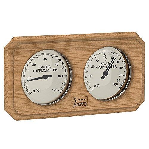 2 in 1 Sauna Thermometer mit Hygrometer - 3