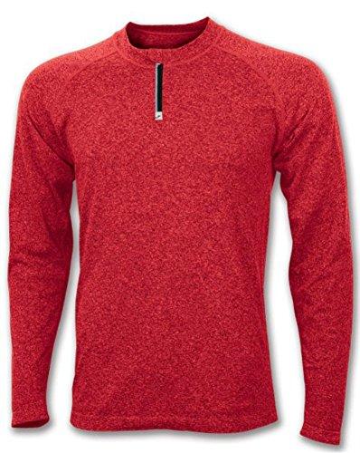 T-shirt ML SKIN JOMA Rouge rouge