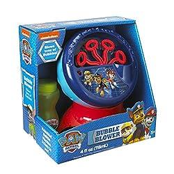 Little Kids PAW Patrol Motorized Bubble Machine