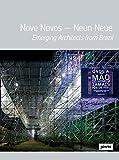 Die besten Bücher über Brazils - Nove Novos – Neun Neue.: Emerging Architects from Bewertungen