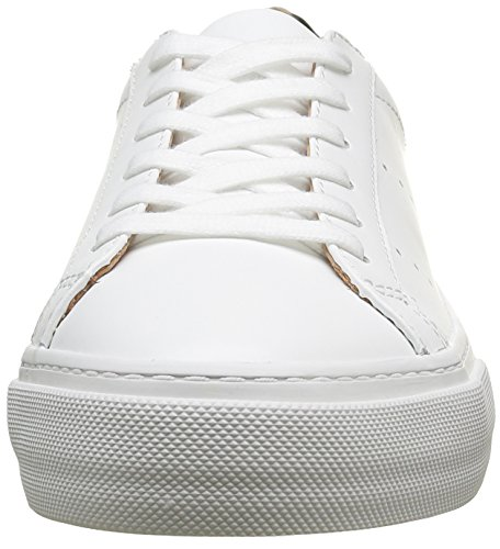 No Name Arcade, Baskets Basses Femme Blanc (Altezza Leather White)