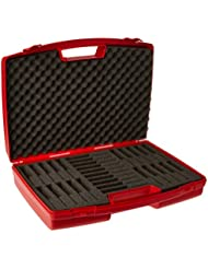 Suunto Compass Case mit Inner Parts Zubehör, Rot, One size