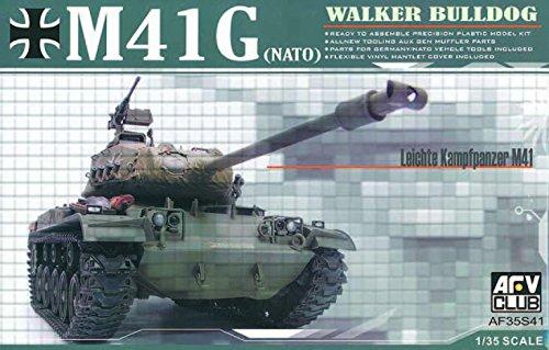 AFV-Club 35S41 - Modellbausatz M41 Bundeswehr