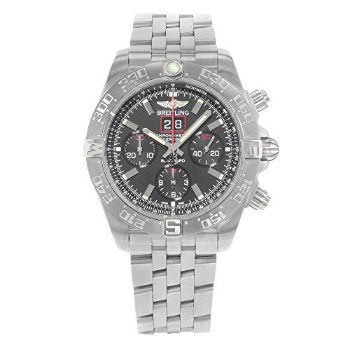 Breitling windrider Blackbird a4436010/BB71–379a automático reloj para hombre