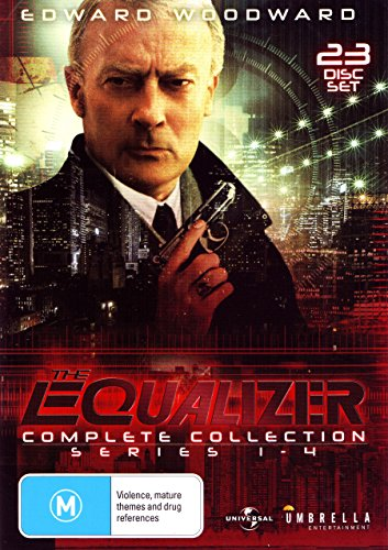 Der Equalizer / The Equalizer (Complete Collection - Series 1-4) - 23-DVD Box Set ( ) [ Australische Import ]