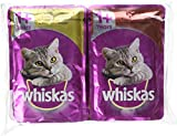 Whiskas Wet Cat Food Pouch for 1+ Adult, Mixed Selection