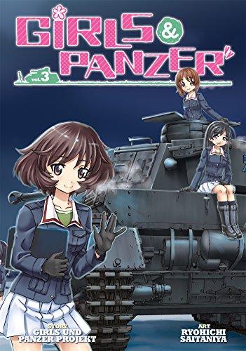 Preisvergleich Produktbild Girls Und Panzer (Girls & Panzer)