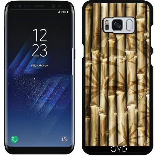 Hülle für Samsung Galaxy S8 - Asien Bambus-Muster by WonderfulDreamPicture