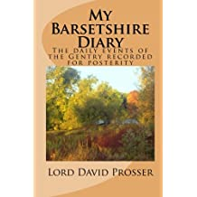 My Barsetshire Diary (The Barsetshire Diaries Book 1)