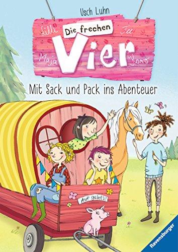 Die frechen Vier 3: Mit Sack und Pack ins Abenteuer