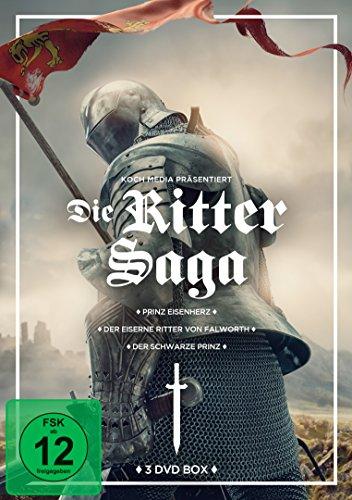 Die Rittersaga [3 DVDs] Preisvergleich
