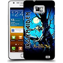 Official Iron Maiden FOTD Album Covers Hard Back Case for Samsung Galaxy S2 II I9100
