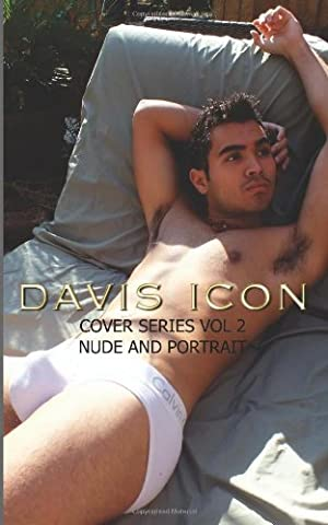 Cover Series Vol 2 Nude and Portrait: Davis Icon Picture Book Series: Volume 2 (Cover Series Davis Icon Picture Book Series)