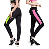 #5: Crazy Prints stretchable track pant GYM YOGA EXERCISE WALK JOGGING WORKOUT SPORTS ZUMBA AEROBICS FITNESS OR EVERYDAY LOWER LEGGINGS TIGHTS (Pack of 2)