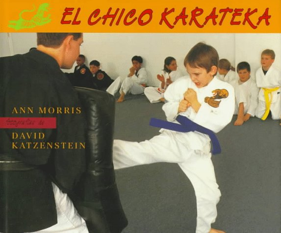 Karate Boy: Spanish Edition
