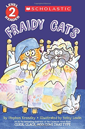 Fraidy Cats (Scholastic Readers, Level 2: Ready Freddy)