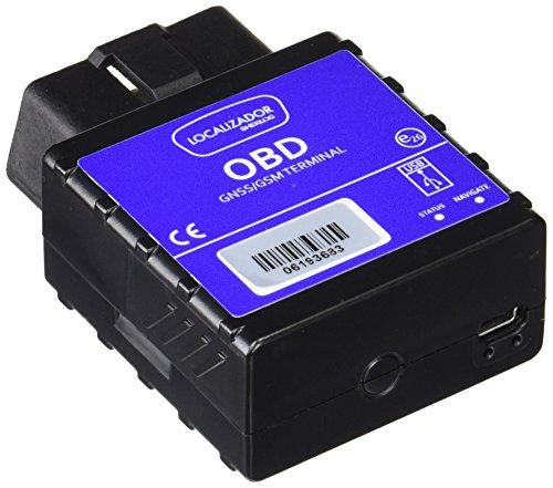 sherlog loc-OBD–Das GPS-Ortungssystem mit Zugang zu APP, Schwarz