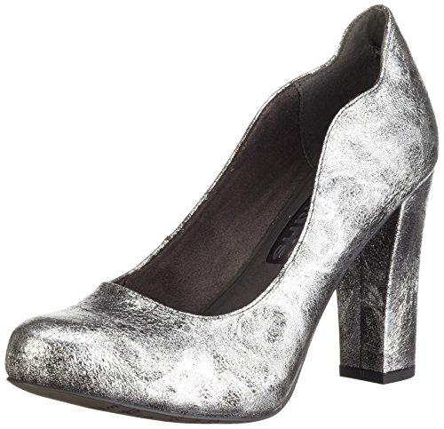 Tamaris 22439, Escarpins Femme Argent (Silver 941)