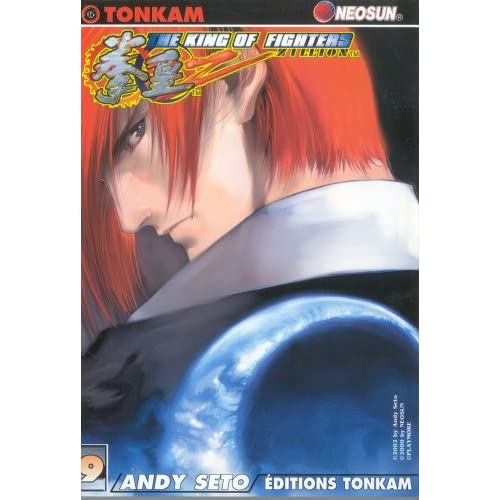 The king of fighters Zillion. 9