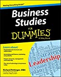 Business Studies For Dummies(R)