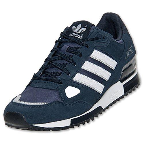 Adidas Originals ZX 750Sneaker, Marineblau, Weiß, Herren, zx 750, blau