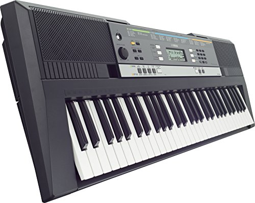 Yamaha Digital Música Keyboard Piano YPT-200 de 240 - Conexión a iPhone, iPad o iPod Touch posible *