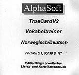 TrueCard 3, CD-ROMs : Vokabeltrainer Norwegisch-Deutsch, 1 CD-ROM