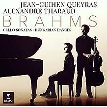 Brahms: Celo Sonatas, Hungarian Dances