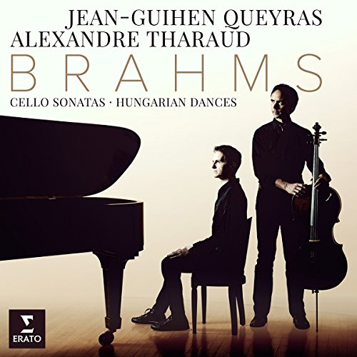 Brahms:Sonates pour Violoncelle/Danses Hongroises