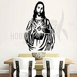 Hoopoe Decor Jesus enlighting people Wal...
