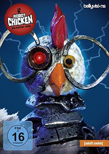 Robot Chicken - Season One [2 DVDs] (Chicken Dvd-robot)