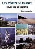 Carte géologique - Les côtes de France