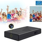 Sun 1080p HD Caché mini Caméra Espion Automatique Infrarouge Magic Box Original Mini DV Enregistreur vidéo avec Vision Nocturne et Détection pour Caméra de Surveillance de Sécurité Intérieure / Extérieure (Carte MicroSD TF NON Incluse)