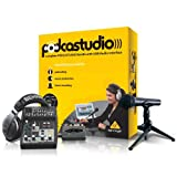 Behringer PODCASTUDIO USB Set PODCASTUDIO professionnel avec interface USB